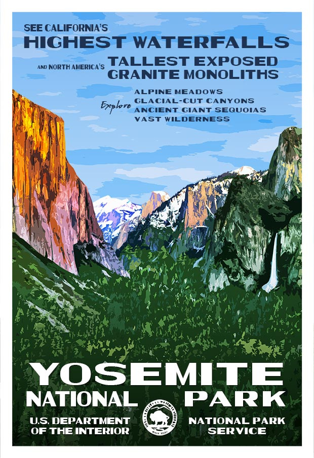 National Park Posters You'll Want to Frame