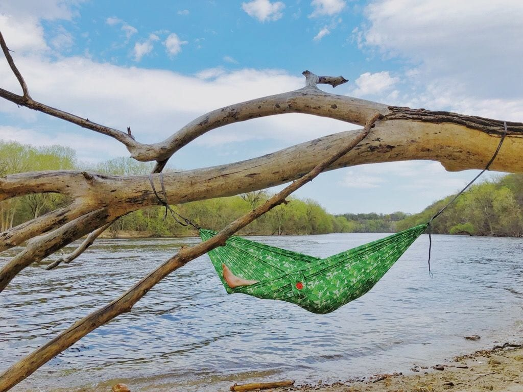 Where to Hang a Hammock in the Twin Cities
