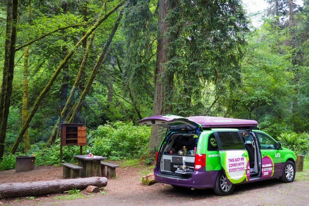 7 Things I Learned From a Week of #VanLife