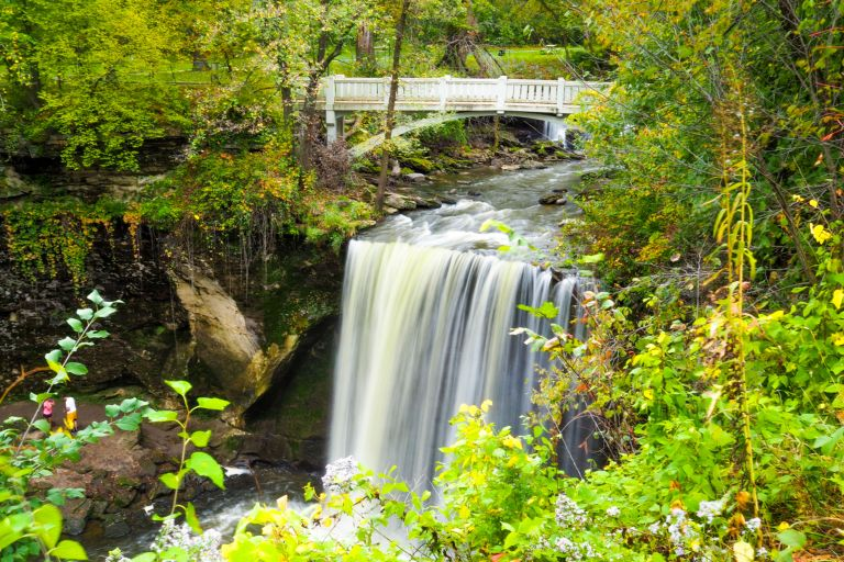 Minnesota's Best Waterfalls