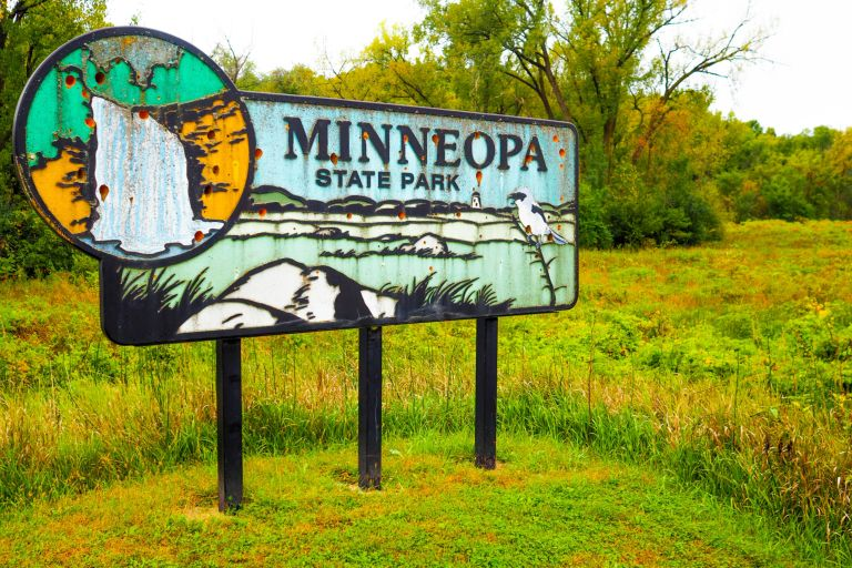 A Weekend at Minneopa State Park