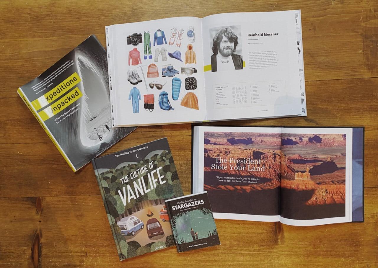The Best New Outdoor Adventure Books
