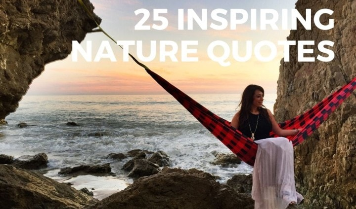 25 Quotes About Nature to Inspire Your Next Adventure