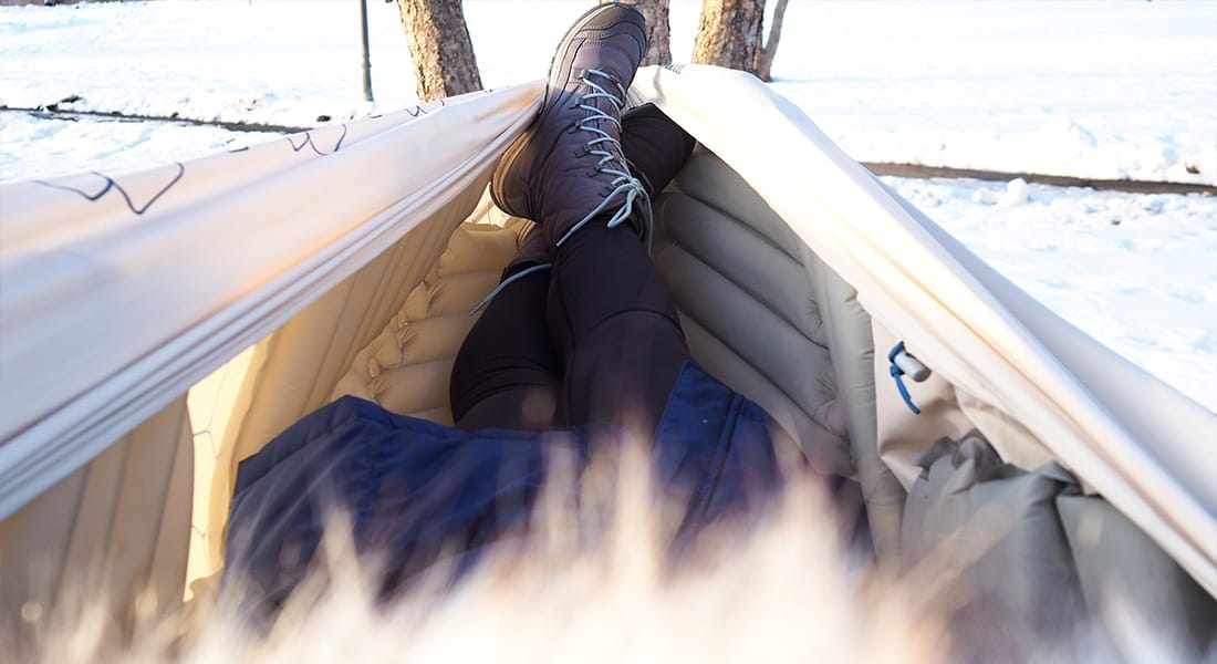 9 Tips for Staying Warm While Winter Camping