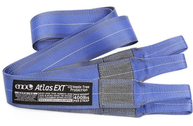 ENO Atlas EXT Ultimate hammock strap Tree Protection