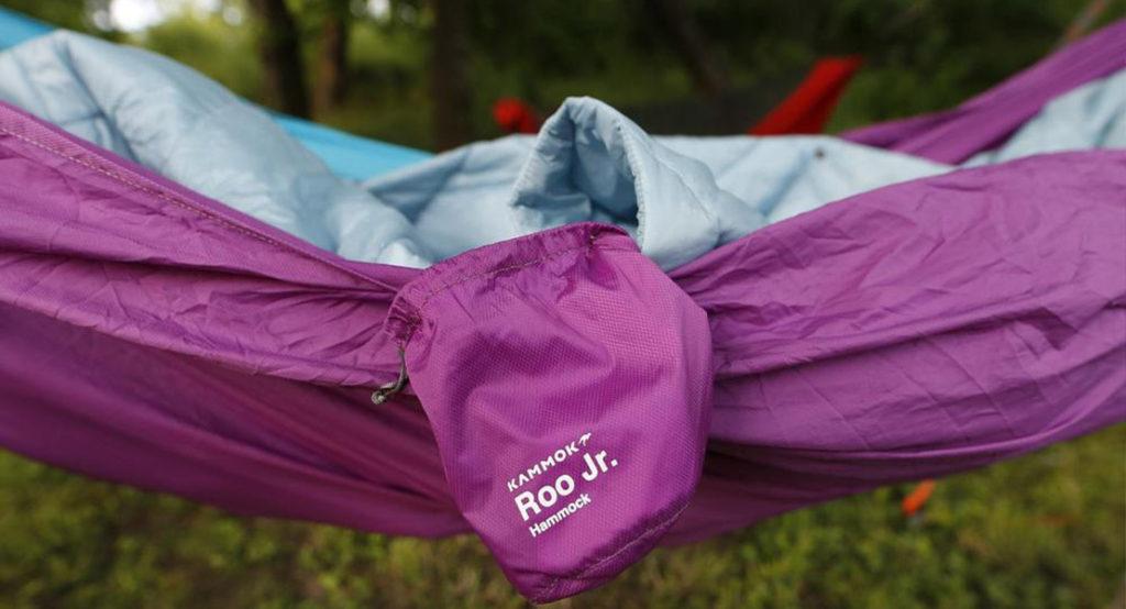 best hammock for kids Kammok roo jr. kids hammock purple