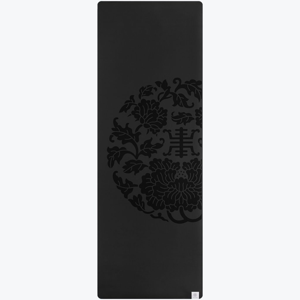 Performance Dry-Grip Yoga Mat from Gaiam review