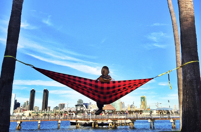The Best Places to Hammock in San Diego