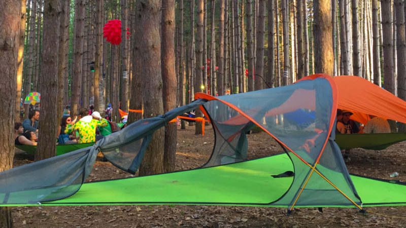 Tentsile review connect tree tent