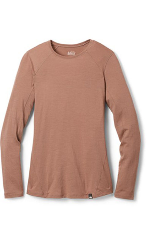 Camping Clothes for Women wool base layer