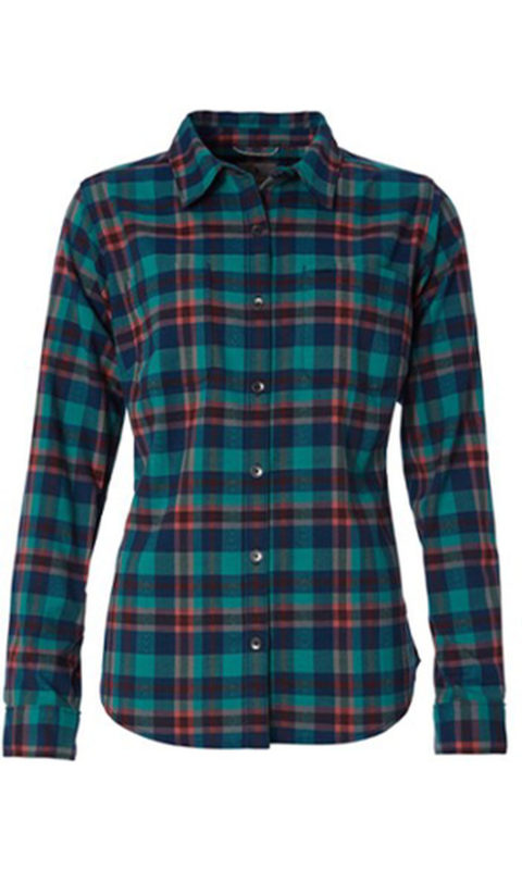 Camping Clothes for Women flannel top
